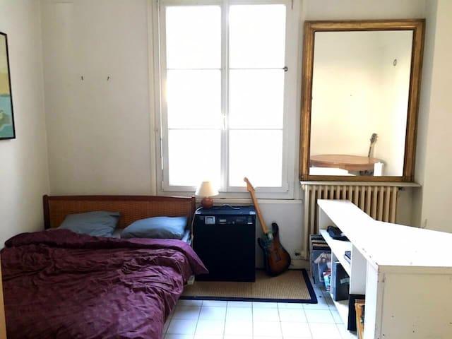 Petit logement T1 bis hyper centre