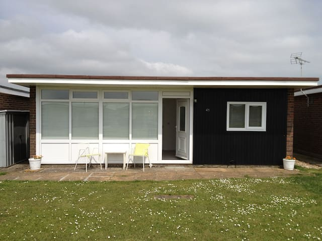 Seaside chalet, Greatstone, Kent