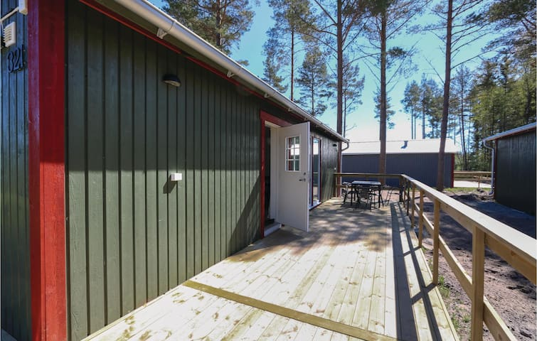 Holiday cottage with 3 bedrooms on 48m² in Löttorp