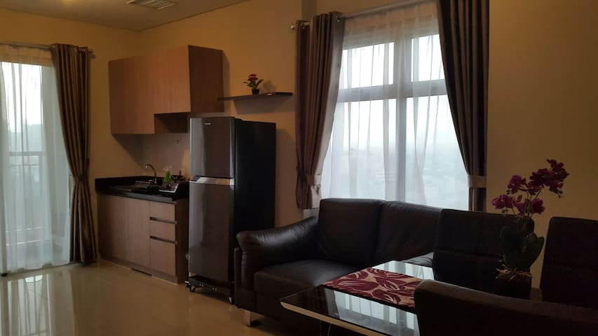 NEW:Madison Park Apartment. FREE WIFI - West Jakarta - Apartament