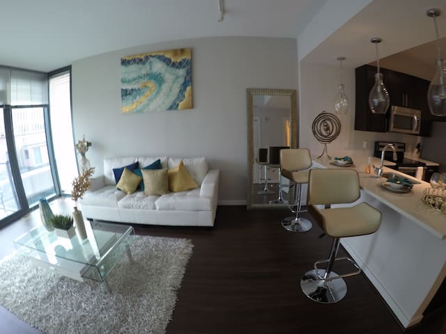 Luxury Highrise *STUNNING View* - Atlanta - Condominium
