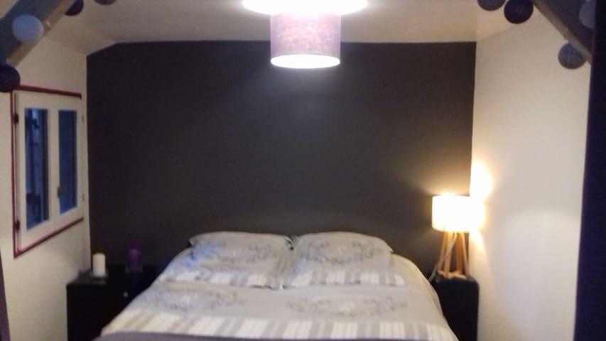 Une chambre au calme