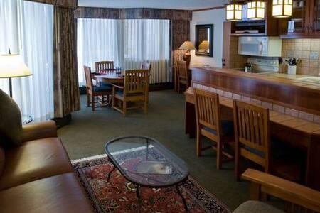 The Cliff Club Lodge Snowbird Utah Ski In Out 5 * - Sandy - Condomínio