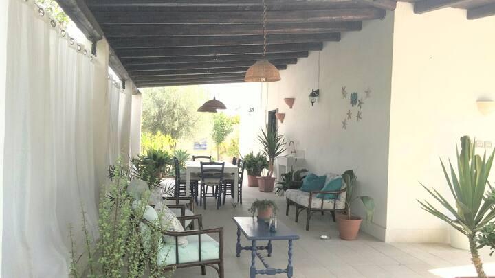 Villa a Fontane Bianche