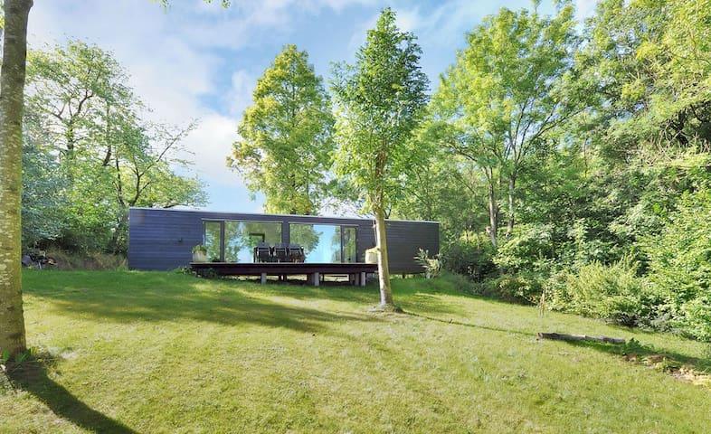 Sommerhus med unik natur tæt ved Aarhus... - Malling - Mökki