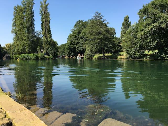 Maison proche Jarnac et Charente - Gondeville - บ้าน