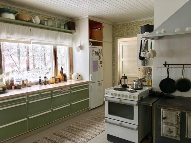 Idyllic house in Fiskars