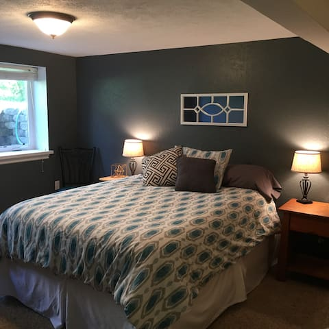Location! Private Living Area - Spokane - Casa