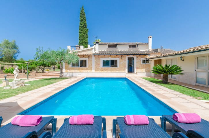 CITRINO - Wonderful villa with private pool located in  rural surroundings.