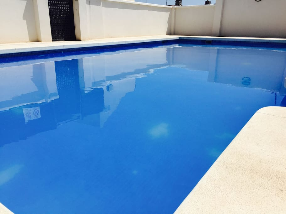 City Center With Swimming Pool Terrace Near Beach Apartments For Rent In M Laga Andaluc A Spain