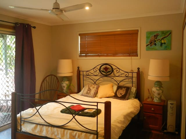 The Farm Bed and Breakfast Room #1 - Witheren - Bed & Breakfast