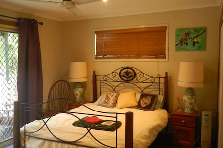 The Farm Bed and Breakfast Room #1 - Witheren - ที่พักพร้อมอาหารเช้า