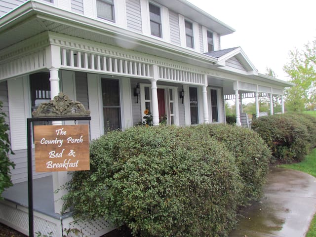 The Country Porch Bed & Breakfast - Grassie - Bed & Breakfast
