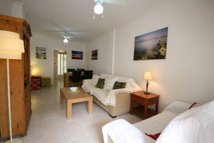 Ground floor 2 bed apt, Los Alcazares, Albatros