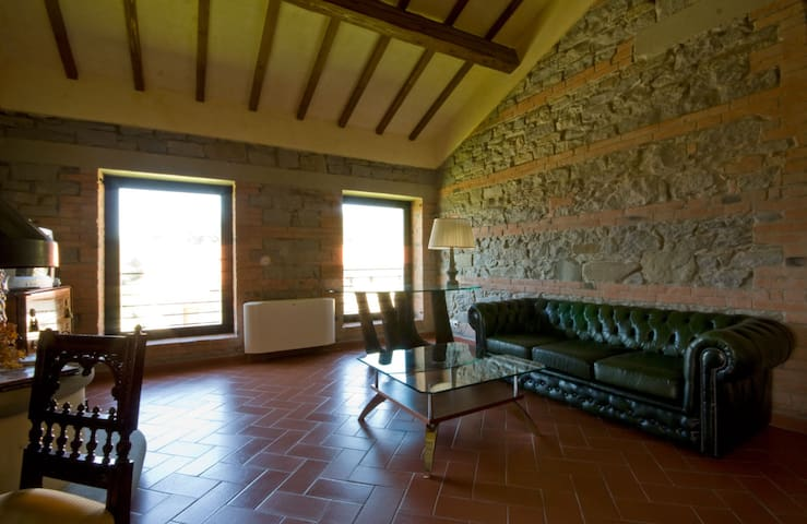 Suite vista vallata con piscina - Firenzuola - Bed & Breakfast