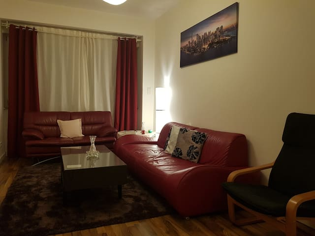 Apartment 3 min from central station