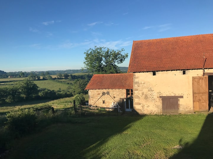 Gite in a peaceful country setting