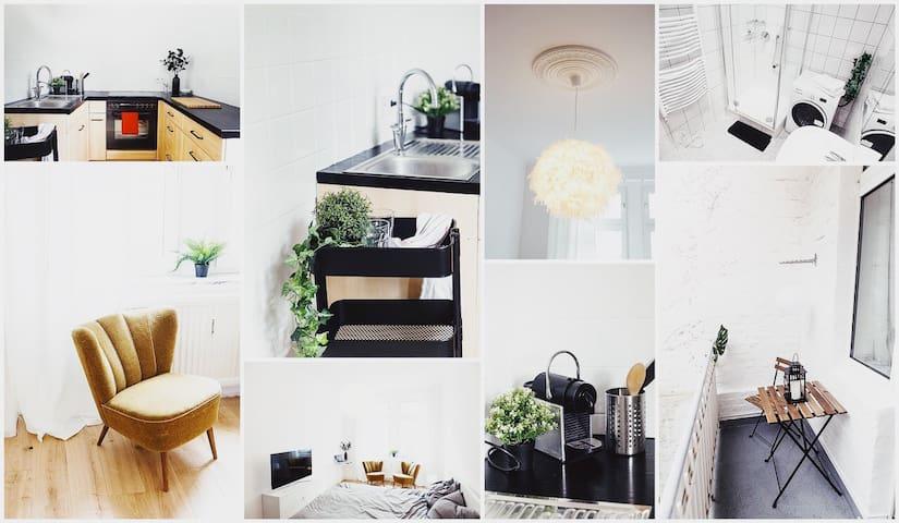 Schöne Wohnung/Balkon (Privatzimmer/ ganz möglich)