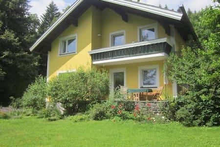 Ferienwohnung am Mühlenwanderweg - Ebenau - Wohnung