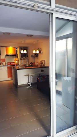 Duplex 65m2 Terasse/Jardinet