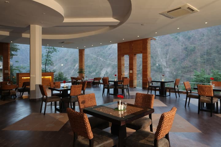 Riverview Cottage Rooms in Rishikesh