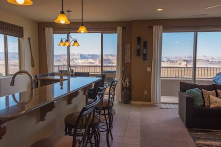 AMAZING VIEWS! Lake Powell View House - Page - Rivitalo