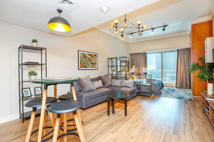 ★ Newly Designed Apartment | close to JBR beach