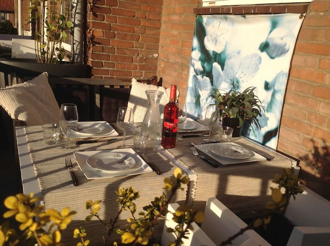 2 bedroom Lely arthouse (4p.) - Amsterdam - Appartement