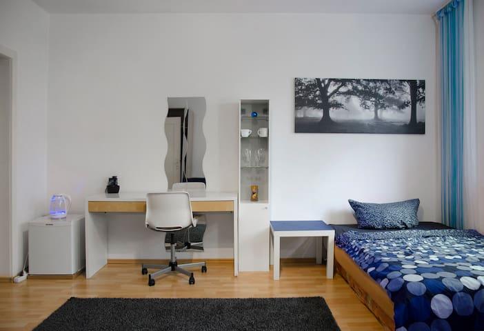 Central Comfy Studio Flat