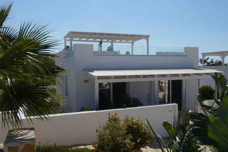 Newly built villa with all amenities