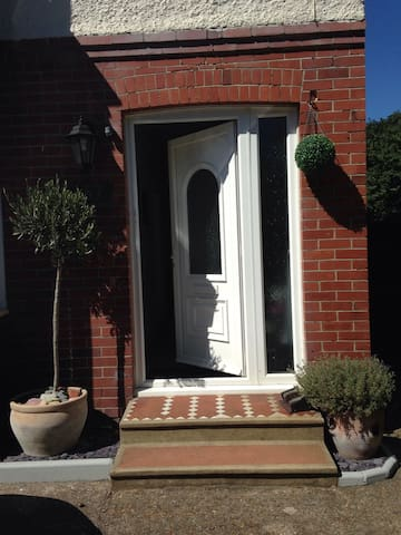 Family home close to Brighton - Southwick - Dom