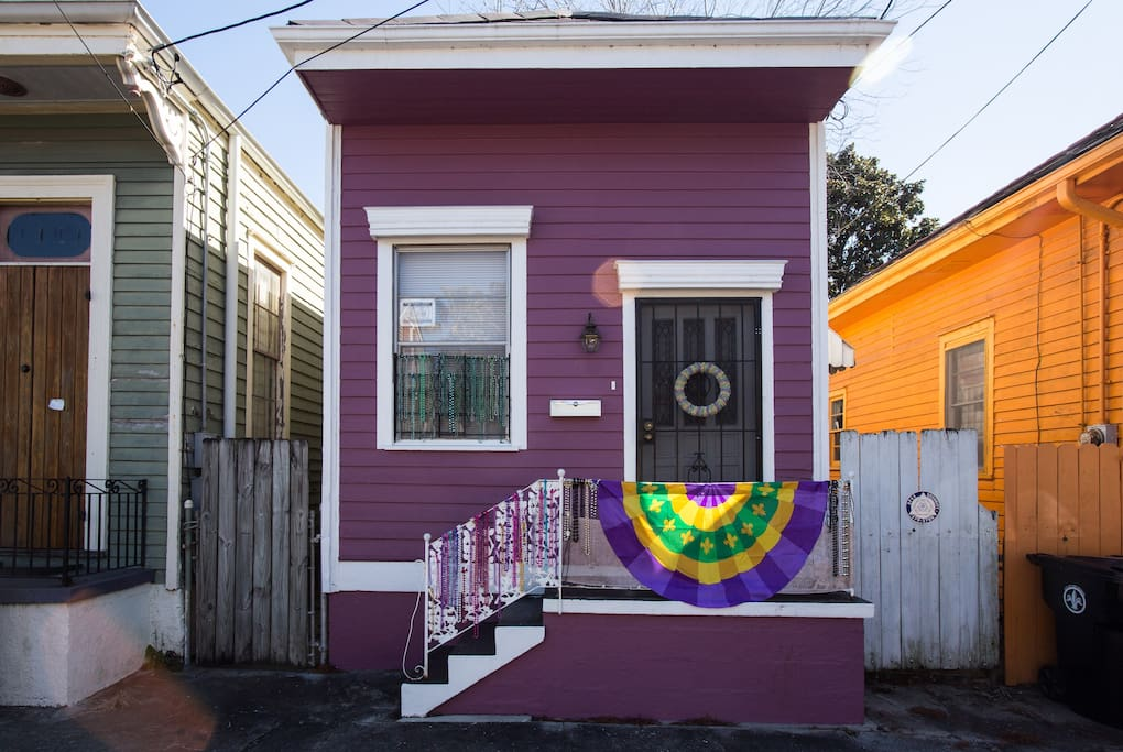 The Little Purple House