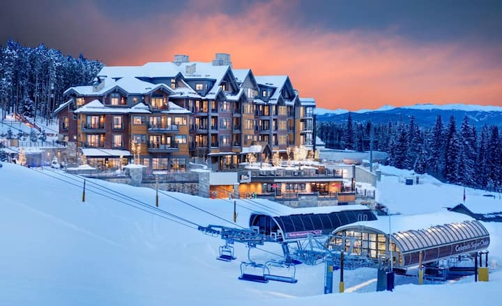 Breck Grand Colorado Peak 8 (2BR/2.5BA, sleeps 8)