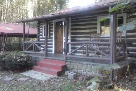 Small Cabin Near Town - Hendersonville - Kulübe