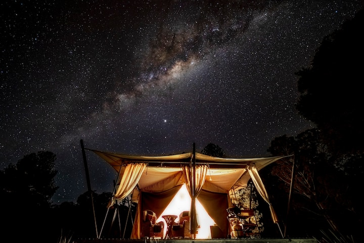 Kanimbia Luxury Glamping on  50acres