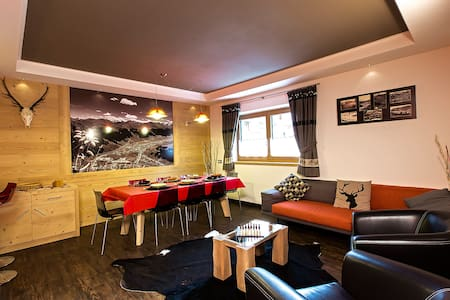 """Galet"" Mountain Chalet ****6/7 pax - Livigno - Chalet"