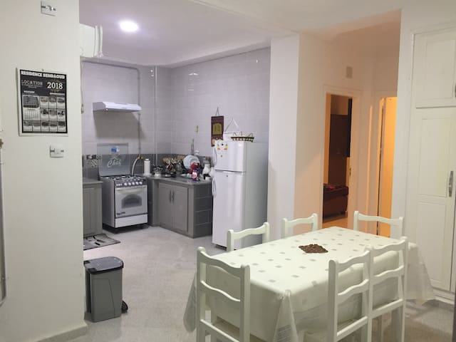 appartement f3 à benzerga bordj el kiffan