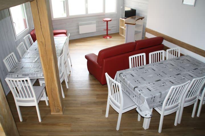 ARTOUSTE (Laruns) logement 10 personnes