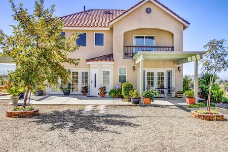 Gorgeous 4-Bed Home in Wine Country - 特曼庫拉(Temecula) - 獨棟