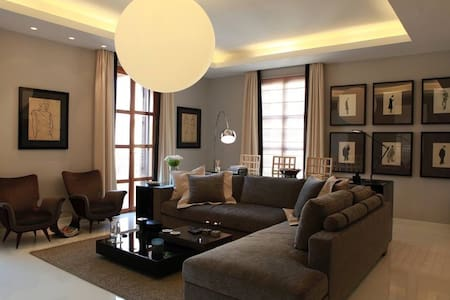 Roof top luxury in the center - Beirut - Appartamento
