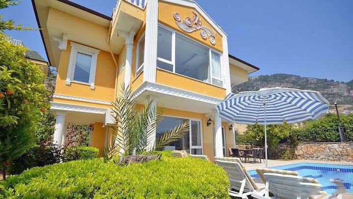 Dreams village private villa in a secure compound
