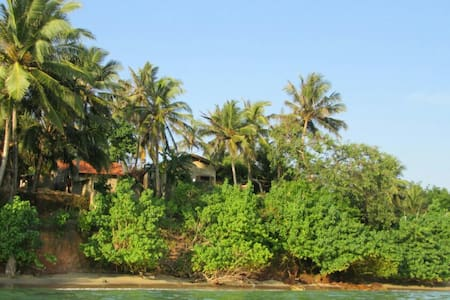 Turtle house - Weligama - Casa