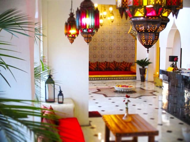 Moroccan house at Pai center - Pai - Dům