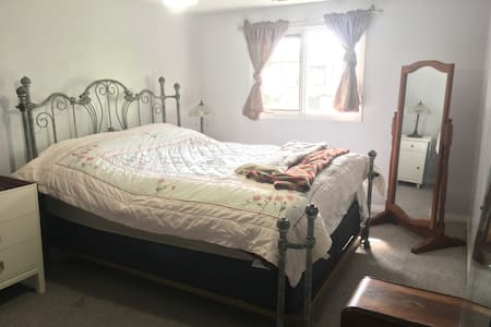 Private room in residential community