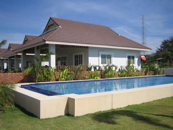 Smart house Village  Big house, Near big pool