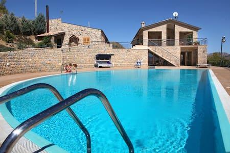 Villa Viola Resort Sicilia - Gangi - Casa de camp