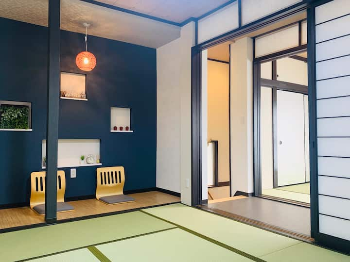 M's house near Skytree/ Asakusa★Up to 8 people