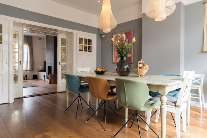 4 bedroom appartment- great with children! - Amsterdam - Wohnung