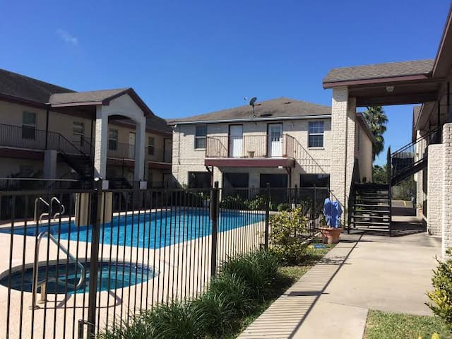 Rock Ridge apartment close to UTRGV - Edinburg - Apartamento