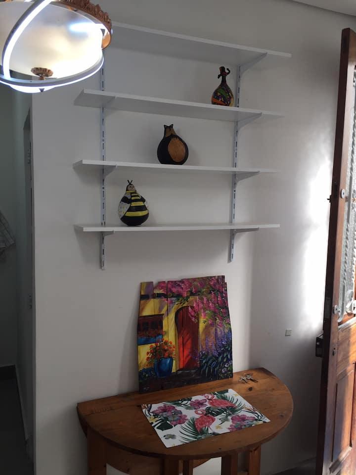 Studio com rooftop - Vila Mariana